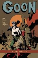 Goon 3: Samej průšvih – speciální obálka Hellboy