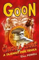 Goon 6: Čínská čtvrť a tajemný pan Trnka – standardní obálka