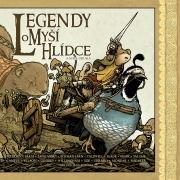 Legendy oMyší hlídce: Kniha druhá