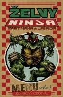 Želvy Ninja: Menu číslo 2