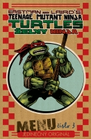 Želvy Ninja: Menu číslo 3