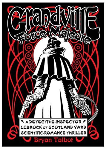 Grandville Force Majeure cover