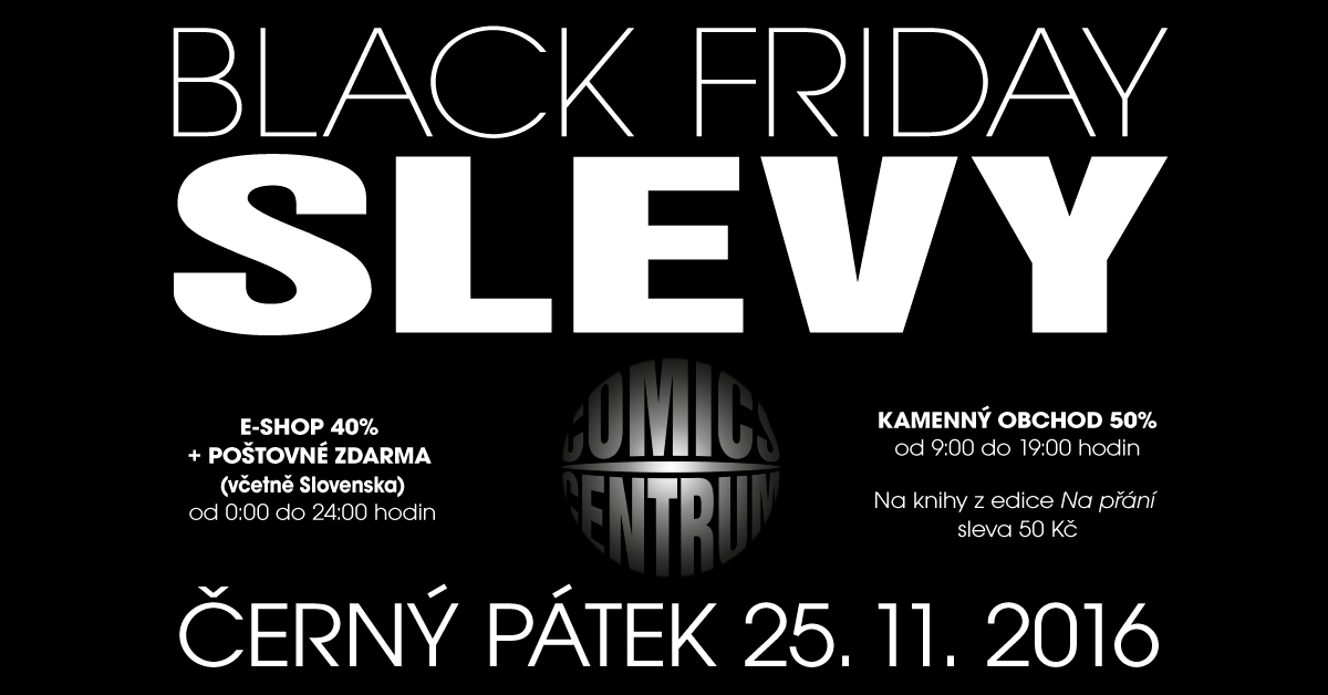 Black Friday reklama FB