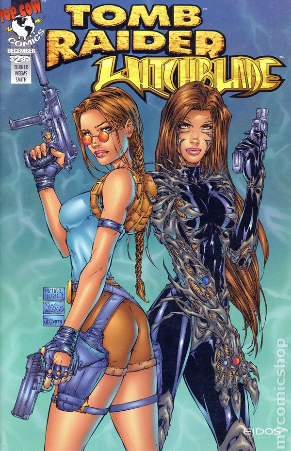 Tomb Raider Comics 01 1997