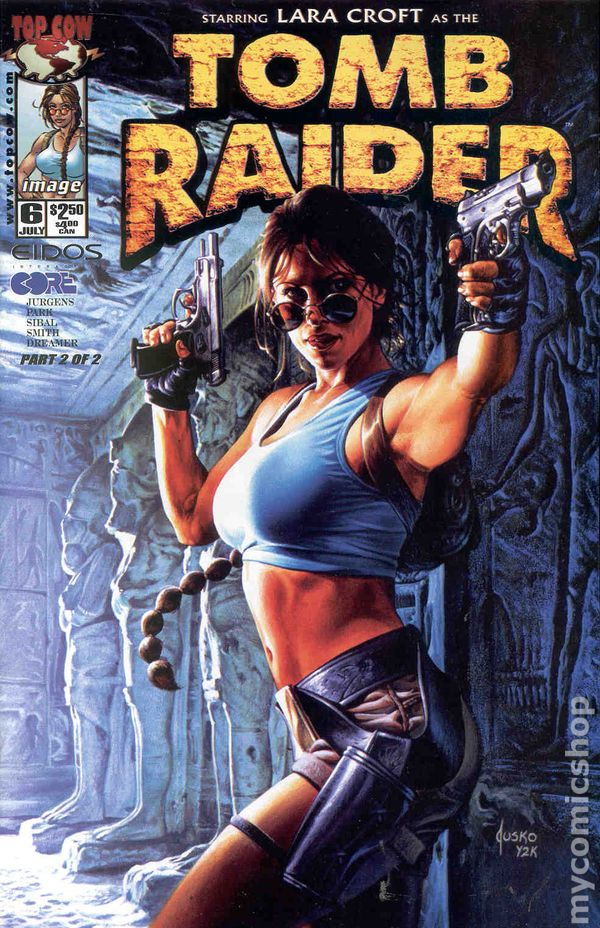 Tomb Raider Comics 26