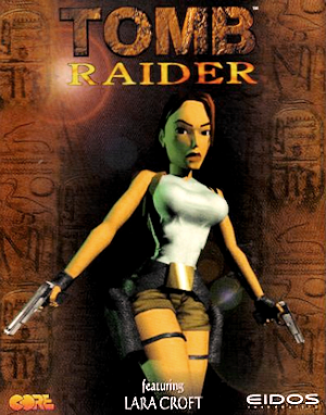 Tomb Raider Game 01 1996