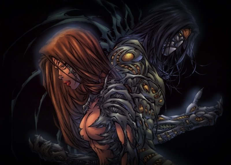 darkness witchblade