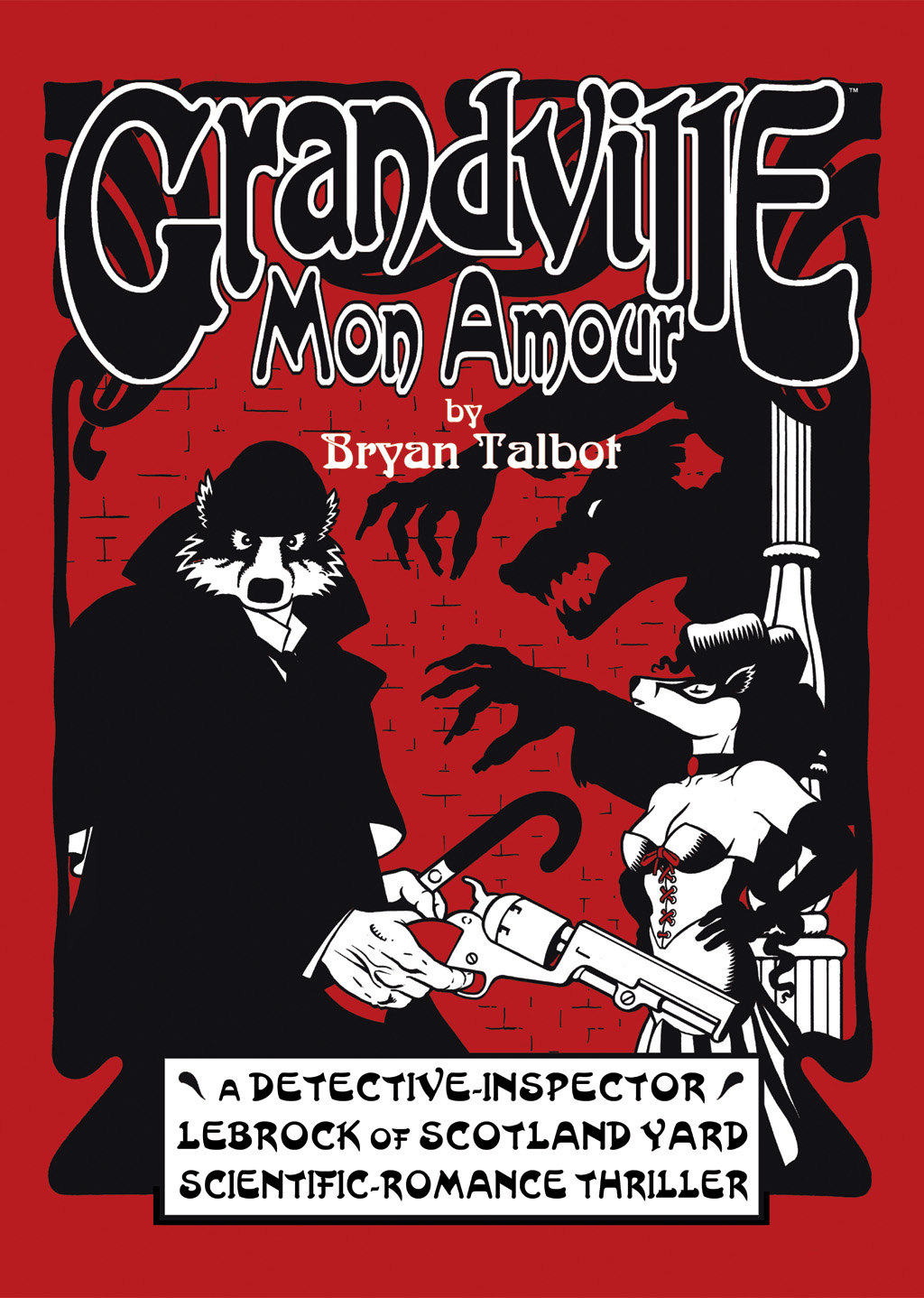 Grandville Mon Amour 2010 digital Empire 001